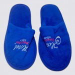 1 Paar Hotel-Slippers